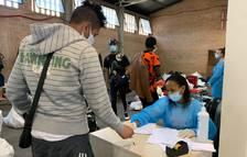 Els immigrants són un dels col·lectius més tocats per la crisi de la covid-19 a Espanya