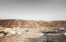 Investigadors catalans dissenyen una ciutat sostenible a Mart, finalista del concurs de la Mar Society