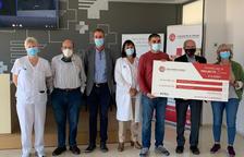 La Lliga contra el Càncer de Tarragona i l'Ebre aportarà 30.000 euros al projecte Emma