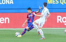 L'1x1 del Barcelona B-Nàstic