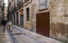 La Diputació es blinda davant d'una possible ocupació al carrer Cavallers de Tarragona