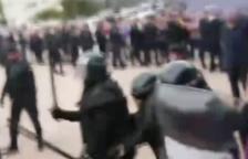 Investigada una veïna de Palafrugell per la denúncia d'un Guardia Civil que va actuar a l'Ebre l'1-O