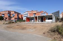Imatge del solar que l'Ajuntament de Reus arreglarà