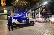 Los Mossos denuncian a diez personas en el Camp de Tarragona por saltarse el toque de queda