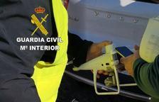La Guardia Civil intercepta un dron sobrevolando sin permiso la nuclear de Ascó