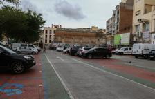 Imatge d'arxiu de la zona blava de la Riera Miró