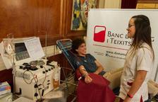 La Marató de Sang de Reus supera les previsions i tanca amb 465 donacions