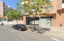 El barri Immaculada demana no perdre l'última sucursal bancària propera
