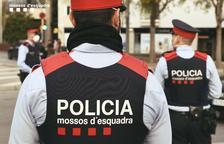 USPAC exercirà d'acusació particular en la persecució d'uns lladres a Reus que va acabar amb un furgó policial bolcat