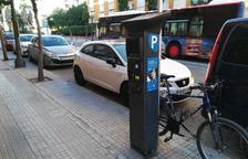 La recaptació als parquímetres de Tarragona cau aquest any menys al gener i al febrer