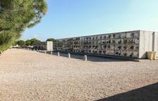 La capacitat del cementiri de Reus s'ampliarà amb una nova illa de 248 nínxols
