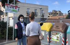Multes de fins a 1.500 euros per deixar residus fora dels contenidos a la Canonja