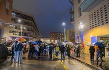 Prop de vuitanta persones reclamen més recursos per al CAP Jaume I