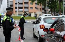 Els Mossos anuncien un desplegament amb 258 punts de control a les carreteres per garantir el confinament municipal