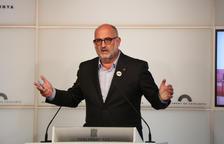 Eduard Pujol ve en la restitución de la militancia un gesto «importante, a la vez que insuficiente» de JxCat