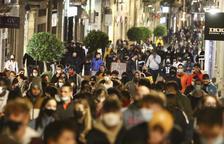 Una desena d'investigats pels aldarulls en les protestes de Reus contra les mesures covid