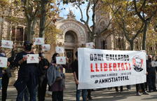 L'Audiència de Madrid jutja aquest divendres Dani Gallardo, empresonat durant les protestes per la sentència de l'1-O