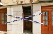 L'informe tècnic manté precintat l'edifici cremat del Carme de Reus