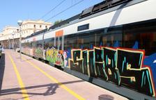 Operativo policial para detener casi a 100 grafiteros que habrían provocado daños por valor de 22 MEUR