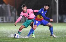 Un Andorra que no coneix la derrota posarà a prova al Nàstic al Nou Estadi