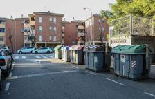 El barrio Gaudí de Reus registra una docena de contenedores quemados en un mes