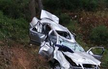 Mor un veí de Roda de Beràde 88 anys en un accident a la N-340 a Subirats