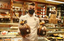La pastisseria de Riudoms guanyadora del millor panettone produeix més de 1.600 unitats per setmana