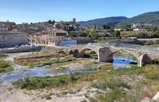 Montblanc recibirá 3 millones de euros para reparar los daños causados por la riada de octubre del 2019