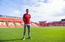Bonilla se ha convertido en un futbolista indiscutible para Toni Seligrat, que esta temporada lo sitúa en el centro del campo.