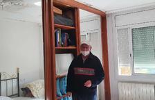 Alberto Feito a casa seva.