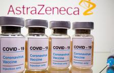 AstraZeneca asegura que su vacuna ofrece una protección del 100% contra los síntomas graves de la covid-19
