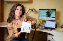 La vallmollenca Judit Giró, premiada per un dispositiu que detecta el càncer de mama