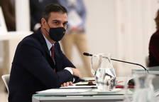 Sánchez diu que el 2021 serà l'any de la «gran confiança i esperança» després de la «major calamitat en un segle»