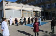 Treballadors de la residència Alt Camp recelen del traspàs de la gestió a una altra empresa municipal