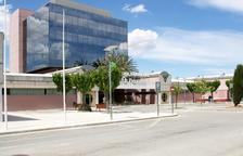 Imatge de l'exterior de l'hospital de l'Alt Penedès