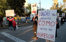 Más de 150 personas cortan la N-340 para exigir más seguridad en los barrios de Ponent de Tarragona