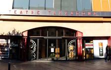 Imatge d'arxiu de la façana principal del Teatre de Tarragona.