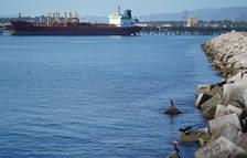 El Port de Tarragona acumula tres mesos de tràfics a l'alça.