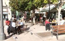 La reapertura de la restauración reanima las calles del centro de Tarragona
