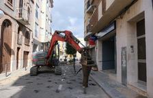 La Pobla de Mafumet inverteix gairebé 856.000 euros a millorar el serveis del carrer Major