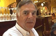 Imatge d'arxiu de Michel Seró, fundador del restaurat Leman.