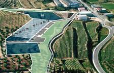 L'INCASÒL ven dues parcel·les del sector industrial Vall de Vinyes de Batea
