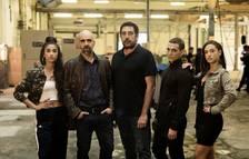 Daniel Calparsoro estrena el thriller 'Hasta el cielo' protagonizado por Miguel Herrán