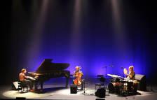 Manel Fortià, Marco Mezquida i Rita Payés, noms propis de la Mostra de Jazz de Cambrils