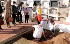 Justícia busca les restes del maqui 'El Rubio' al cementiri dels Reguers, a Tortosa