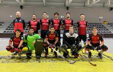 Los jugadores del CE Vendrell tienen claro que pueden completar una buena temporada.