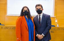 Estela Martín es converteix en la primera degana de tota la història de l'ICAT