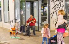 El col·lectiu de músics de carrer de Tarragona vol que es retiri la llicència a qui no compleixi
