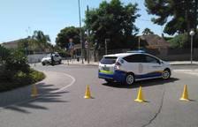 Detingut a Cambrils per conduir amb un permís fals de la República de Macedònia