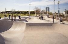 El nuevo skatepark de Reus tendrá un espacio verde y de ocio y quedará construido en el 2022